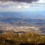 Landscape, Nevado de Colima
