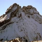 Snowy Peak, Nevado de Colima