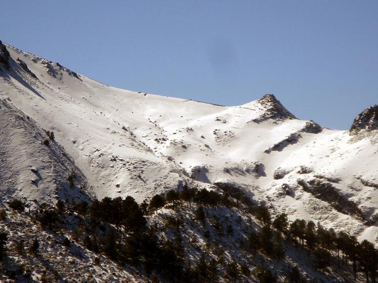 Falsetto, Nevado de Colima