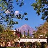 Hacienda San Antonio Mahakua, Nevado de Colima