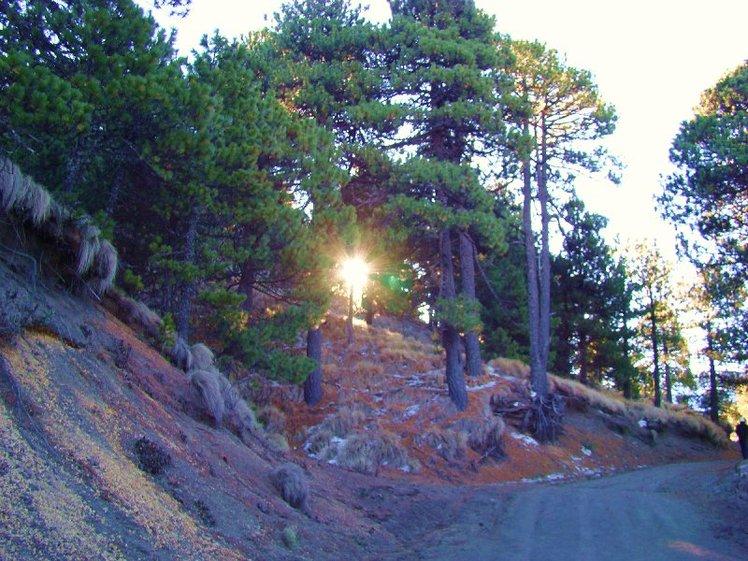 Never miss a Light of Hope, Nevado de Colima