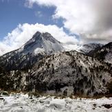 The Peack, Nevado de Colima