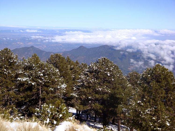 Great view, Nevado de Colima