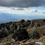 When there is no snow, Nevado de Colima