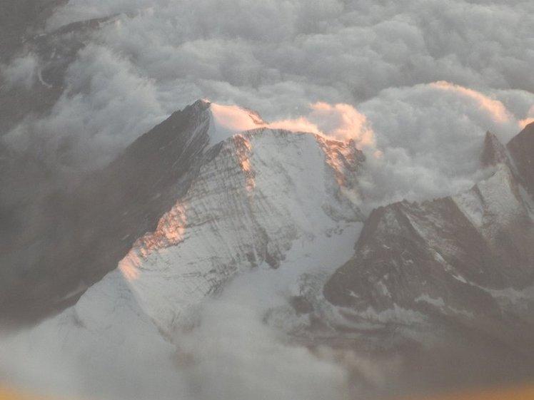 Alpes Suizos, Mont Blanc