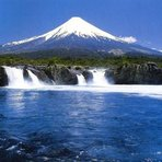 Osorno Volcano, Cerro Azul (Chile volcano)