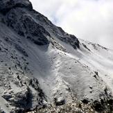 Shades of snow, Nevado de Colima