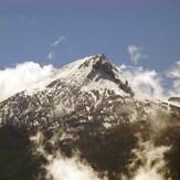 Nevado's Peack, Nevado de Colima
