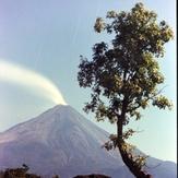 The Colima Volcano of Fire, Nevado de Colima
