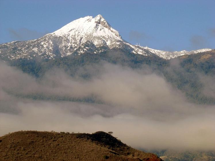 La Pastora, Nevado de Colima