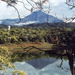 Reflections, Nevado de Colima