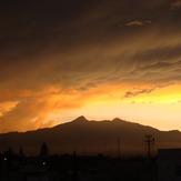 Sunset of our Mountains, Nevado de Colima