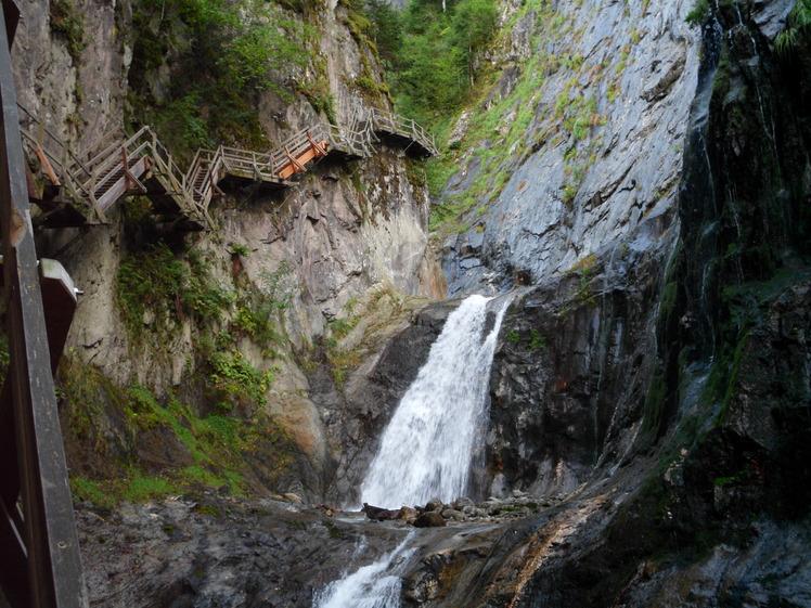 Durnand gorges, Le Catogne