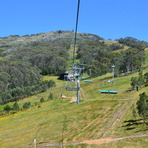 Thredbo Chairlift, Mount Kosciusko