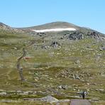 Mt Kosciuszko track, Mount Kosciusko