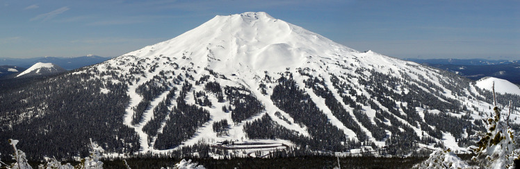Mount Bachelor weather