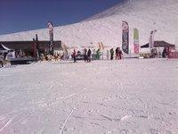 Kalavrita Ski Test Trip 2013, Helmos photo