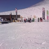 Kalavrita Ski Test Trip 2013, Helmos