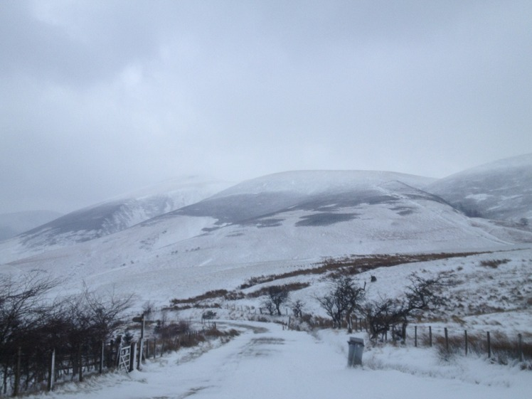 Skiddaw weather