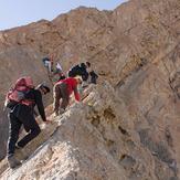 محسن مافي اشترانكوه قله كول جنو, سن بران