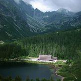 Poprádi tó/Popradske pleso