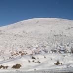 Winter Sunshine on Mushera, Musheramore