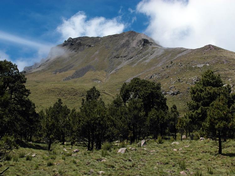 Volcán La Malinche