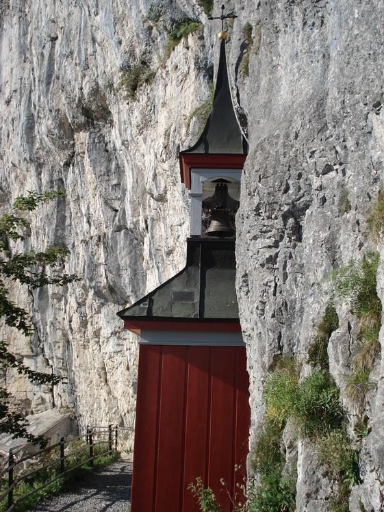Wildkirchli, Ebenalp