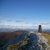 Knockmealdown Trig point.
