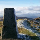 Knockmealdown summit looking towards Sugarloaf.