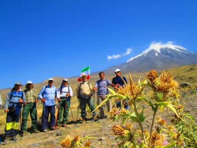 کوهنوردان شاهدان فجر, Mount Ararat (Pennsylvania)