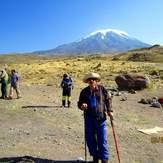 کوهنوردان شاهدان فجر, Mount Ararat or Agri