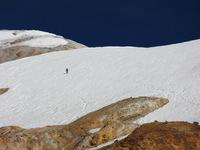 Ayoloco glaciar, Iztaccihuatl photo