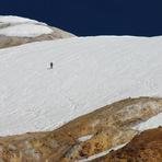 Ayoloco glaciar, Iztaccihuatl
