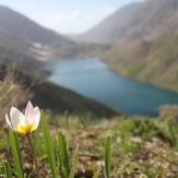 ghahar lake, Sanboran or Oshtoran Kooh