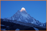 Mount Shivling, Shivling (Garhwal Himalaya) photo