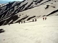 کوهنوردان شاهدان فجر, تخت سلیمان photo
