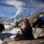 Khumbu Glacier, Khumbutse