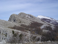 alburni massif photo
