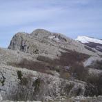 alburni massif