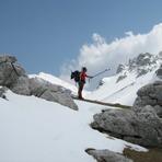 monte forcellone, Monti della Meta