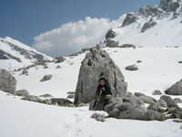 monte forcellone, Monti della Meta photo