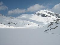 monte forcellone, Monti della Meta photo