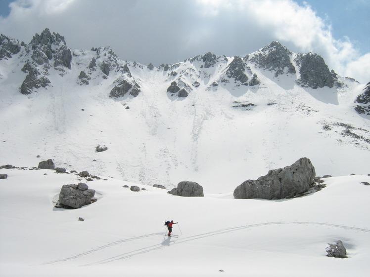 Monti della Meta weather
