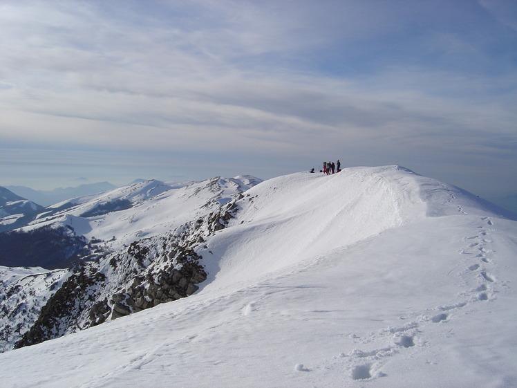 Monte Pollino weather