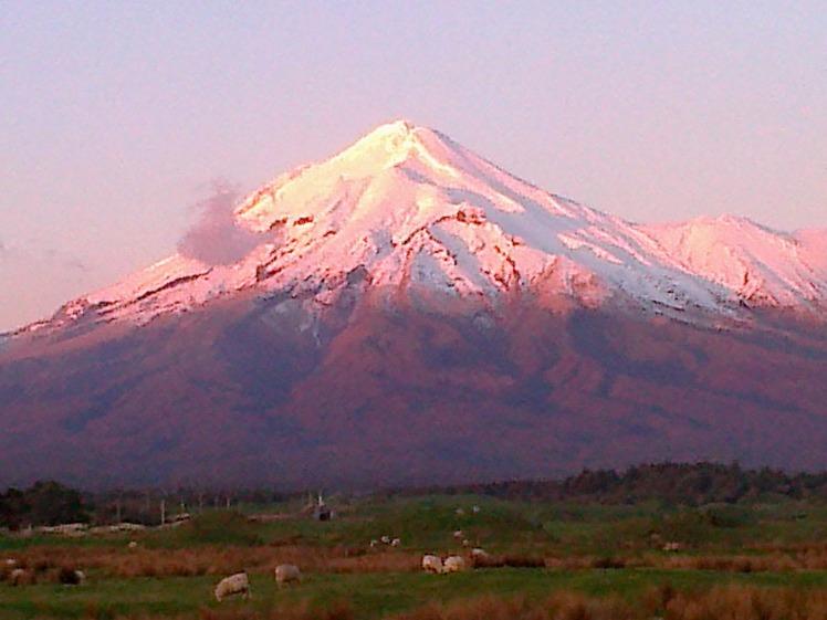 Mount Egmont/Taranaki