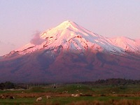 Mount Egmont/Taranaki photo