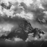 September storm hits Monviso