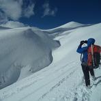 The photographer, Mount Olympus