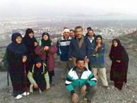 کوهنوردان شاهدان فجر, Sofeh photo